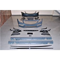 Kit estetico per Mercedes W205 4 p. Look AMG C63
