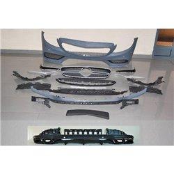 Kit estetico per Mercedes W205 AMG 2 Porte Look C63