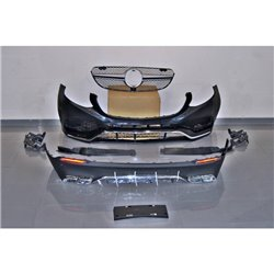 Kit estetico per Mercedes X253 GLC look AMG