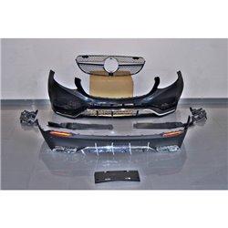 Kit estetico per Mercedes X253 GLC look AMG