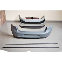 Kit estetico per Volkswagen Golf 7 3/5P Look R400 II
