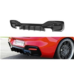Estrattore sottoparaurti posteriore BMW Serie 1 F20 / F21 M-Power 2015-