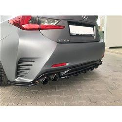 Estrattore sottoparaurti Lexus RC 2014-