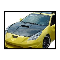 Cofano in carbonio Toyota Celica 2000-