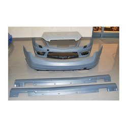 Kit estetico per Mercedes W204 11-13 Look AMG