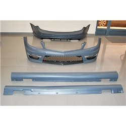 Kit estetico per Mercedes W204 Coupe 11-13 Look AMG