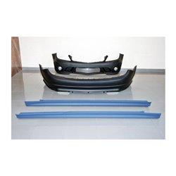 Kit estetico per Mercedes W204 07-10 Look C63