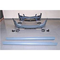 Kit estetico per Mercedes W204 SW 11-13 Look AMG