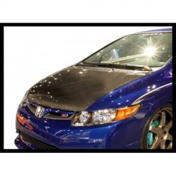 Cofano in carbonio Honda Civic 06 Coupe