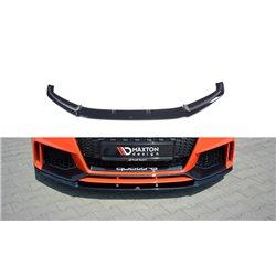 Sottoparaurti splitter anteriore V.2 Audi TT 8S RS MK3 2016-