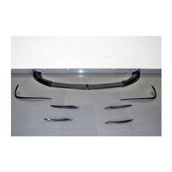 Sottoparaurti anteriore in carbonio Mercedes W213