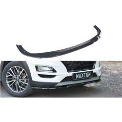 Sottoparaurti splitter anteriore V.2 Hyundai Tucson MK3 2018-