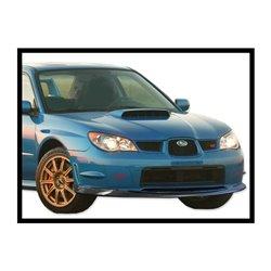 Spoiler sottoparaurti anteriore in carbonio Subaru Impreza 2006-