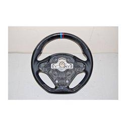 Volante in carbonio BMW F30 / F31 / F32 / F33 / F36 Nero