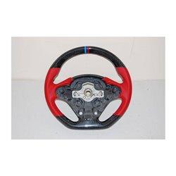 Volante in carbonio BMW F30 / F31 / F32 / F33 / F36 Rosso