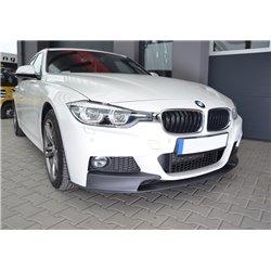 Spoiler sottoparaurti anteriore BMW Serie 3 F30 Performance