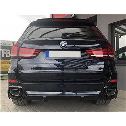 Spoiler sottoparaurti posteriore BMW X5 F15 Performance Look