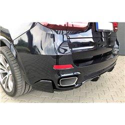 Spoiler sottoparaurti posteriore BMW X5 F15