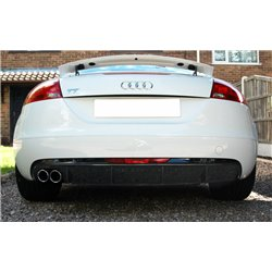 Sottoparaurti posteriore Audi TT 8J 1 uscita