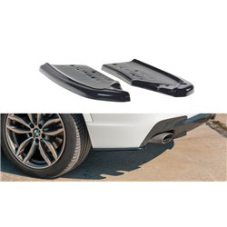 Sottoparaurti splitter laterali posteriore BMW X3 F25 M-Pack 2014-2017