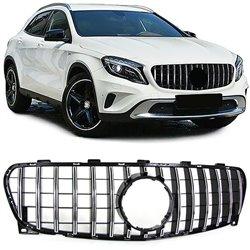 Griglia Mercedes GLA X156 dal 2017 nera cromata