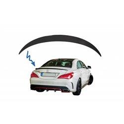 Spoiler alettone Mercedes CLA C117 W117 13-18 nero lucido