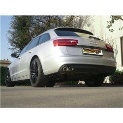 Audi A6 4G 2.0TDi (130kW) 11-14 Posteriore Ragazzon
