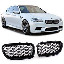 Mascherine Griglie BMW Serie 5 F10 F11 Exclusive Line 10-17
