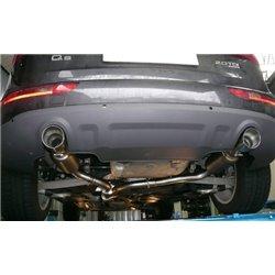 Audi Q5 8R Quattro 2.0TDi (125kW) 08-12 Posteriore Ragazzon