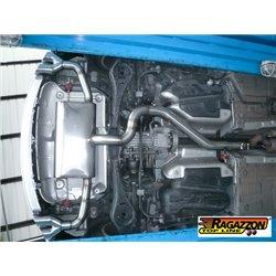 Audi TT 8J Coupè 2.0TFSI (147kW) Quattro 06- Posteriore Ragazzon