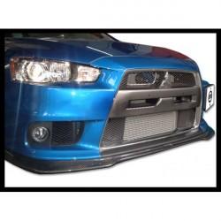 Spoiler sottoparaurti anteriore in carbonio Mitsubishi Lancer Evo X