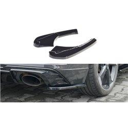 Sottoparaurti splitter laterali posteriori Audi RS3 8V FL Sportback 2017-