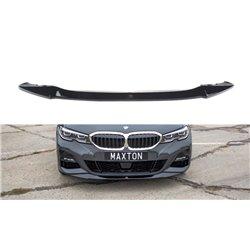 Sottoparaurti splitter anteriore V.1 BMW 3 G20 M-Pack 2019-