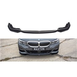 Sottoparaurti splitter anteriore V.2 BMW 3 G20 M-Pack 2019-
