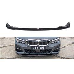 Sottoparaurti splitter anteriore V.3 BMW 3 G20 M-Pack 2019-