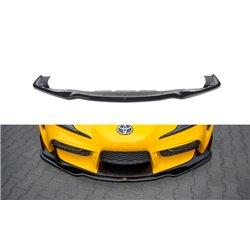 Sottoparaurti splitter anteriore V.2 Toyota Supra Mk5 2019-