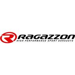Fiat Sedici 1.9 Multijet 4x4 (88kW)06-09 Catalizzatore Gr.N Ragazzon
