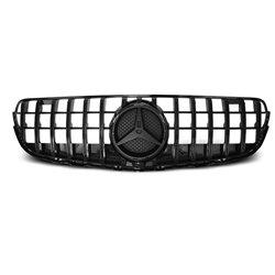 Mercedes GLC W253 2015- GT-R Look Griglia calandra anteriore black-glossy