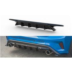 Estrattore sottoparaurti posteriore V.2 Ford Focus ST Mk4 2019 -