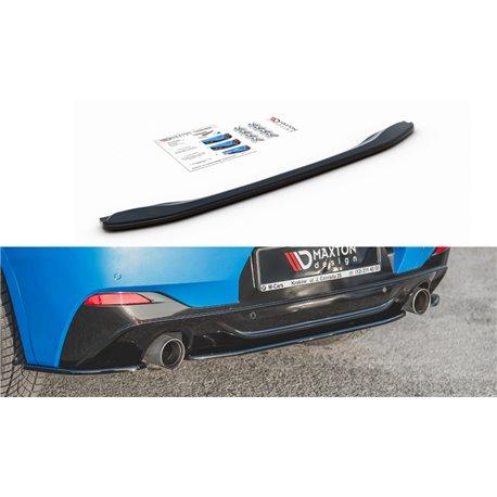 Sottoparaurti splitter posteriore BMW X2 F39 M-Pack 2016 -