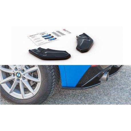 Sottoparaurti splitter laterali posteriore BMW X2 F39 M-Pack 2016 -
