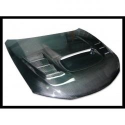 Cofano in carbonio Subaru Impreza 08