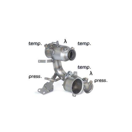 Seat Leon Mk3 1.6TDi (66kW) 12-15 Catalizzatore Gr.N Ragazzon
