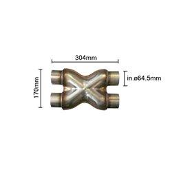 Compensatore Ragazzon diametro 64,5 mm