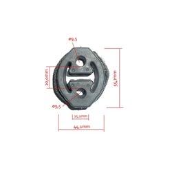 Gommino Universale Ragazzon diametro 55,7 mm