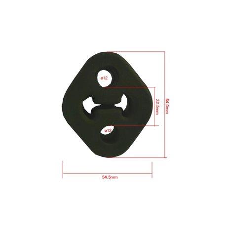 Gommino Universale Ragazzon diametro 64 mm