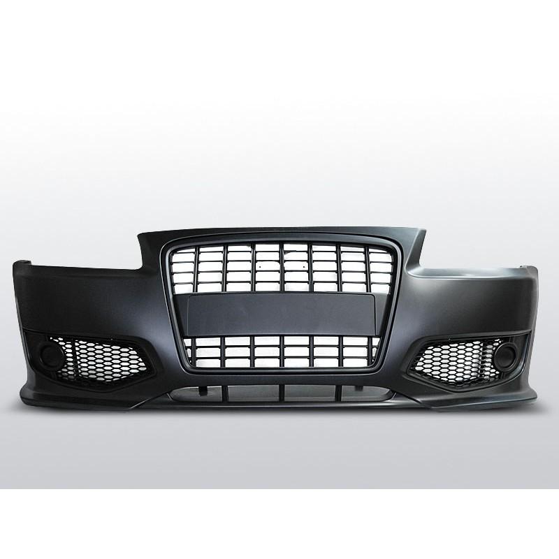 paraurti anteriore audi a3 8l s line style black. Black Bedroom Furniture Sets. Home Design Ideas