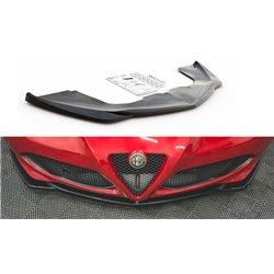 Sottoparaurti splitter anteriore Alfa Romeo 4C 2013- 2017