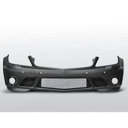 Paraurti anteriore Mercedes Classe C W204 07-10 AMG Look (PDC)