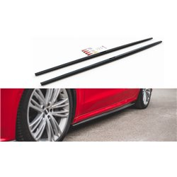 lama diffusore sottoporta per Audi A7 C8 S-Line 2017-